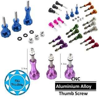 CNC Aluminium Alloy Thumb Screws