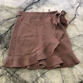 BNWT - Dusty Pink Skirt