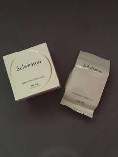 Sulwhasoo Perfecting Cushion Ex Refill (No. 23 Natural Beige)