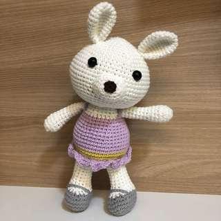 Handmade Bunny (Amigurumi)