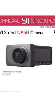 Xiaoyi DAsh Compact Camera CHEAPEST AND AUTHENTIC ONE YEAR WARRANTY