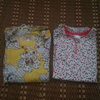 Baju Kurung Cotton 3yo