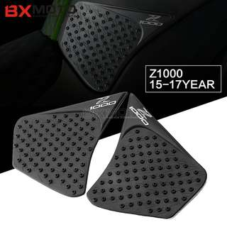 Kawasaki Z1000 anti slip friction tank sticker grip 2015 to 2018