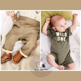 KIDS/ BABY - Trousers/ Romper
