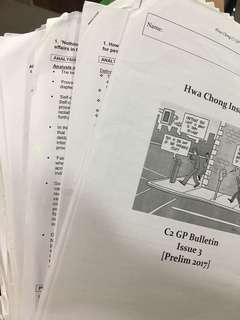 2016-2017 HCI GP NOTES
