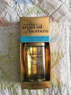 Morrocan Argan Oil for Hair