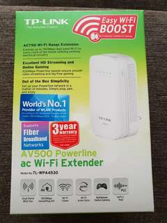 TP Link AC 750 Wi-Fi Range Extension