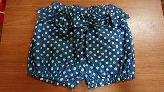 韓版 女童短褲