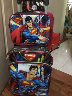 School trolley bag