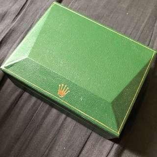 舊裝Rolex Daytona 盒一個(連外盒)