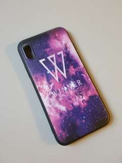 iPhone X Case Galaxy
