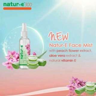 Natur E Face Mist