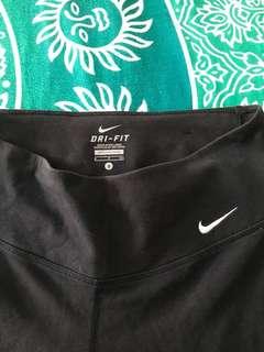 Nike dri fit leggings S