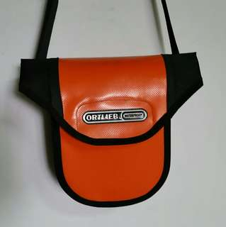 Ortlieb Untimate6 compact handlebar bag