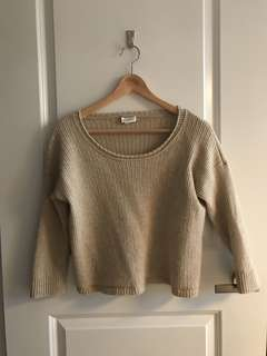 Club Monaco Italian Cashmere - M but fits like S
