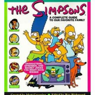 1997 Simpsons - A Complete Guide To Our Favorite Family (Paperback)