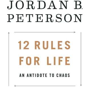 Mp3 12 Rules for Life An Antidote to Chaos