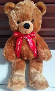 BN Teddy Bear Soft Toy (brown) at S$22