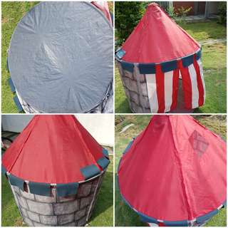 Play Tent without frames