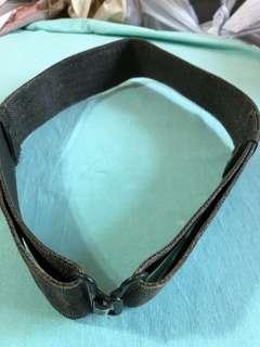 英軍 尼龍 belt