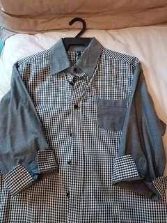 Man Studio causal shirt (size 3)- buy 2 @ $18