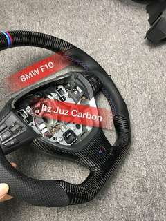 (Ready stock) BMW F10 Carbon steering