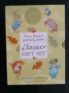 Peter rabbit gift set 4 books
