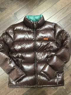 Jeep duckdown jacket