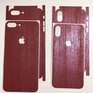dbrand iPhone 7 Plus Red Dragon Skin