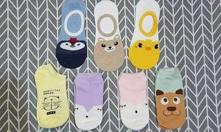 Brand new cute socks
