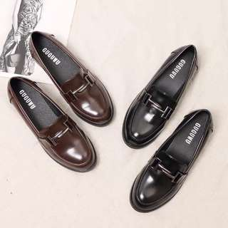 Brown Loafers Size 37