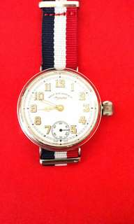 West End Military Winding Watch