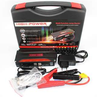 Jump Start Battery 12V Car Jump Starter Power Bank Rechargeable Battery 68800mAh 4USB