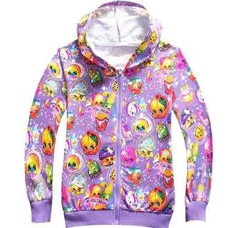 Girls Shopkins Jacket