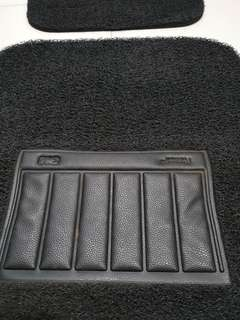 3M five piece car mat