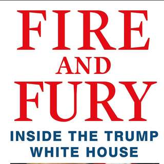 E-book Fire and Fury Inside the Trump White House