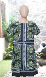 Batik motif dreas