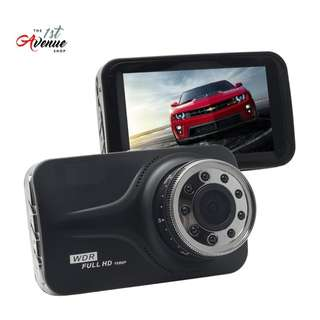 Car Camera 9 IR Lights Good Night Vision Car DVR with Novatek 96223 Chip 1920*1080P WDR G-Sensor HDMI Dash Cam Video Recorder