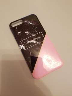 iPhone 8plus/ 7plus Case marble