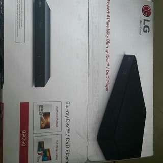 LG BP250 DVD機 高清