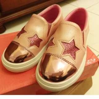 兒童星星懶人鞋/版鞋 (29號--內長18cm)
