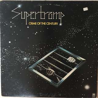Supertramp - Crime of the Century on vinyl