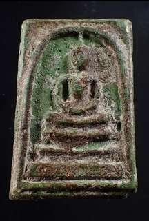 泰國佛牌~百年經典~崇笛佛 Phra Somdej ~屈甩近pim~編洩大模 約BE2398 - 2415入塔。 盜相必究