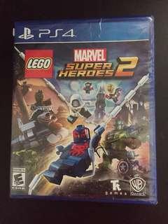 PS4 LEGO Marvel Super Heroes 2 (New)