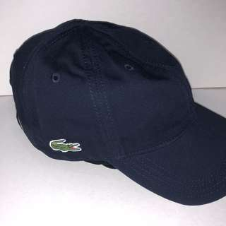 Lacoste SS18 Twill Cap