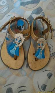 Sandals frozen
