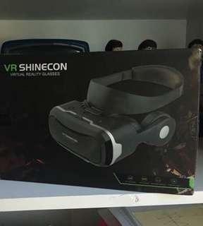 Reduced VR shinecon virtual reality glasses