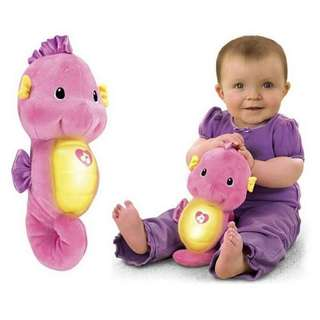 Fisher price ocean wonders soothe and glow seahorse