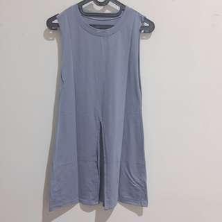 Slit Cutout Dress