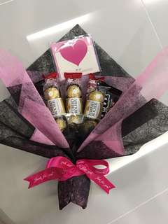 Chocolate bouquets 💕💋